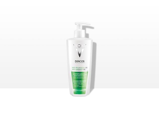 Šampon proti lupům na normální až mastné vlasy