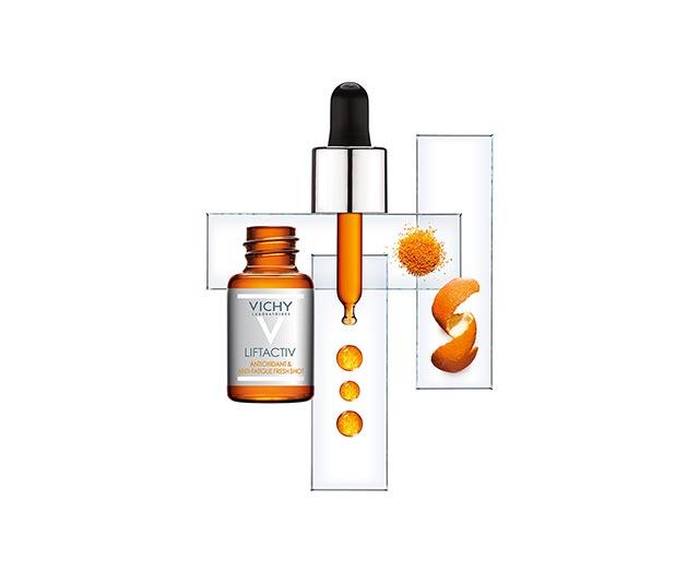 Antioxidační   intenzivní kúra proti únavě pleti