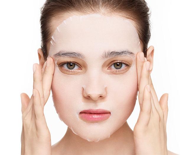 Hyaluron-Booster Posilující a obnovující pleťová maska
