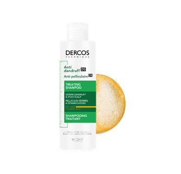 DS dermatologický šampon proti lupům - lupy & svědící vlasová pokožka - suché vlasy