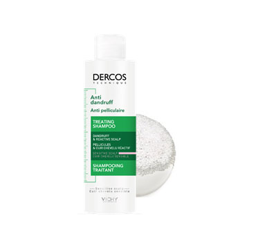 Šampon proti lupům pro citlivou vlasovou pokožku