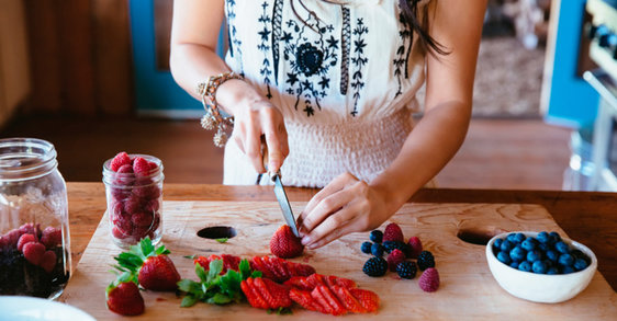 Stárnutí pleti? Do jídelníčku zařaďte tyto potraviny.
