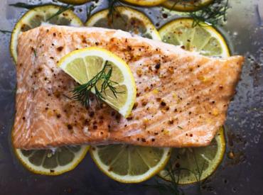 Losos: zdravé tuky pro vyplnění pleti
