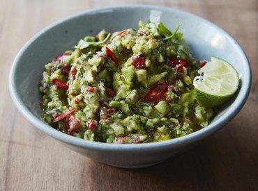 Recept: Klasické guacamole