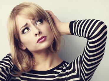 4 známky citlivé vlasové pokožky