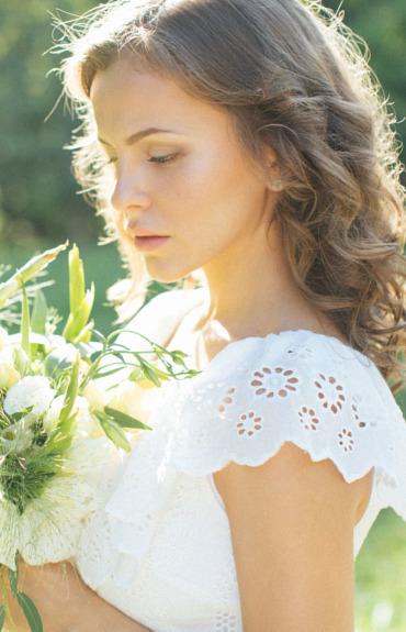 Kouzlo pleťové masky: užijte si svůj svatební den se zářivou pletí