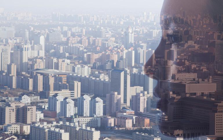 Pleť a znečistění