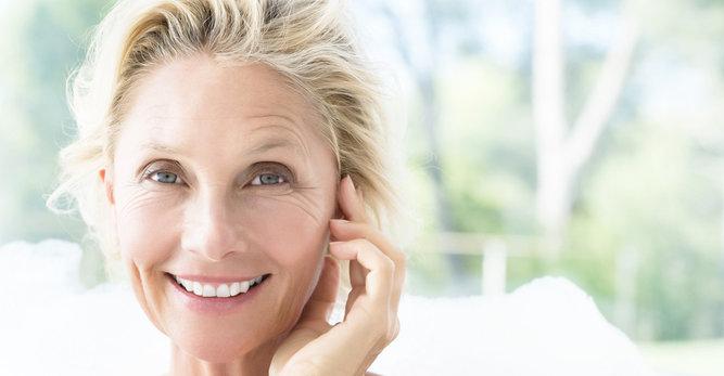 Na menopauze záleži: odborné rady, jak zvládnout svoji pleť