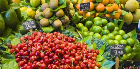 Top 5 ovocných superpotravin pro krásnou pleť