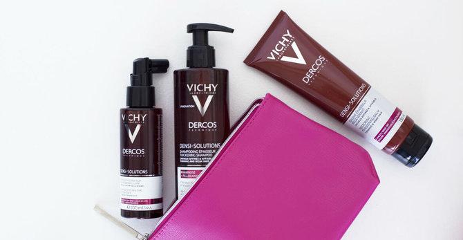 Densi-Solutions: 3 kroky pro obnovu hustoty vlasů