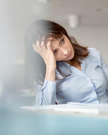 Má váš pracovní život negativní vliv na vaše vlasy?
