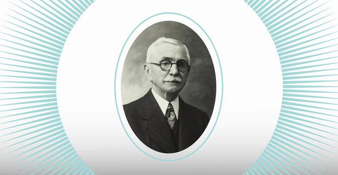 Dr. Prosper Haller a příběh o původu Vichy